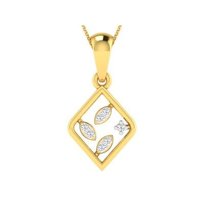 Zeenya Diamond Pendant