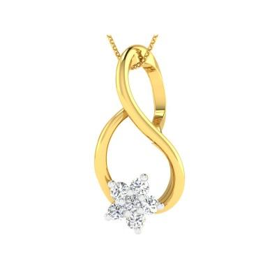 Zehara Diamond Pendant