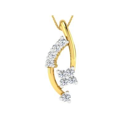 Zehari Diamond Pendant