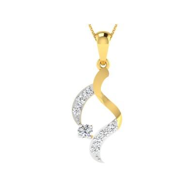 Zefiryn Diamond Pendant