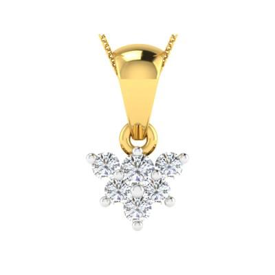 Yacinta Diamond Pendant