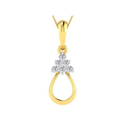 Yadirha Diamond Pendant