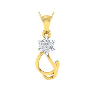 Yaffa Diamond Pendant