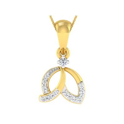 Yahaira Diamond Pendant