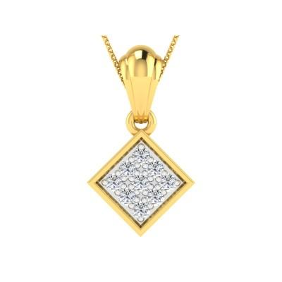 Yajaira Diamond Pendant