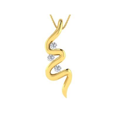 Yamileth Diamond Pendant