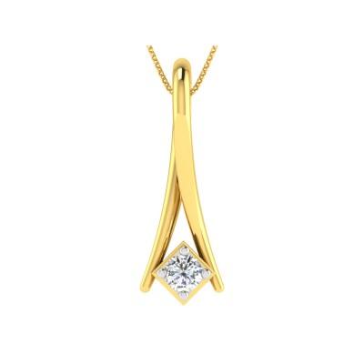Yanesi Diamond Pendant