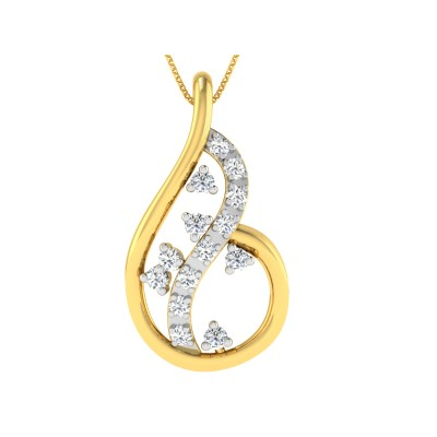 Yanitza Diamond Pendant