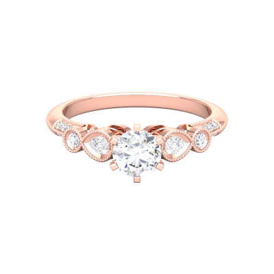 Adelynn Diamond Ring