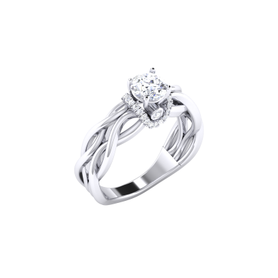 Brooklynn Diamond Ring