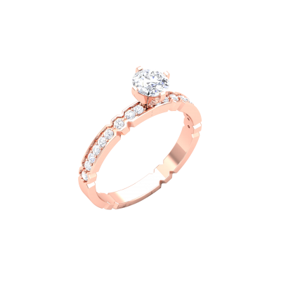 Beatrix Diamond Ring