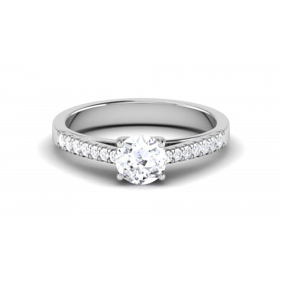 Brisa Diamond Ring