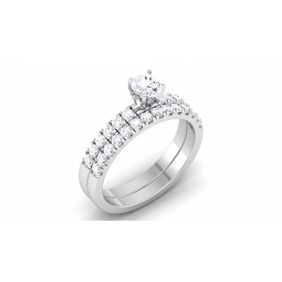 Brishti Diamond Ring