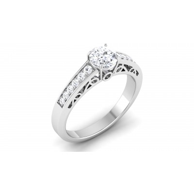Bryar Diamond Ring