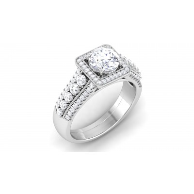 Catherine Diamond Ring