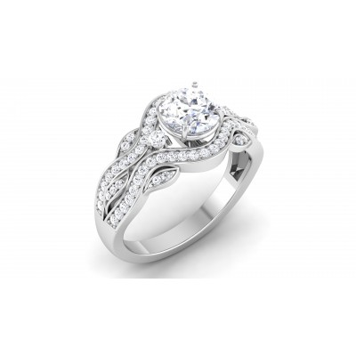 Claudia Diamond Ring