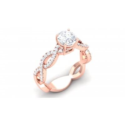 Danica Diamond Ring
