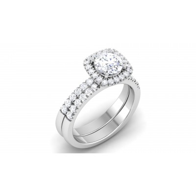Dulce Diamond Ring