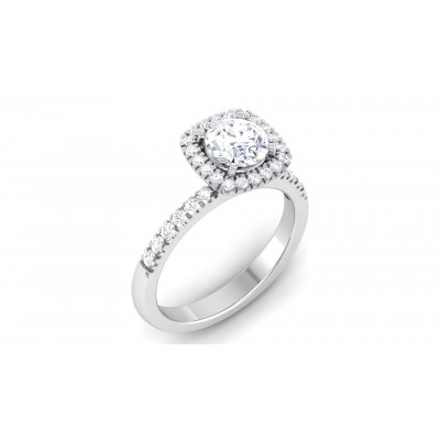 Davina Diamond Ring