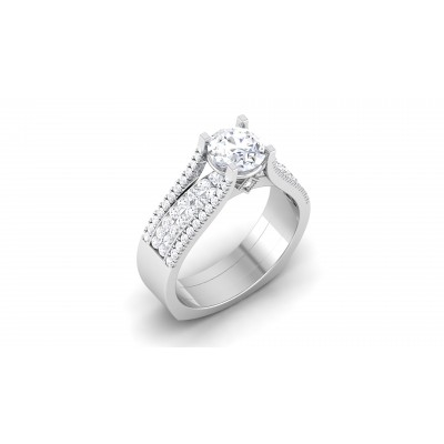Devora Diamond Ring