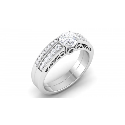 Daphney Diamond Ring