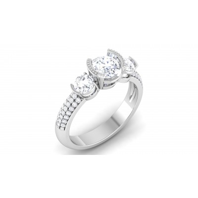 Delaina Diamond Ring