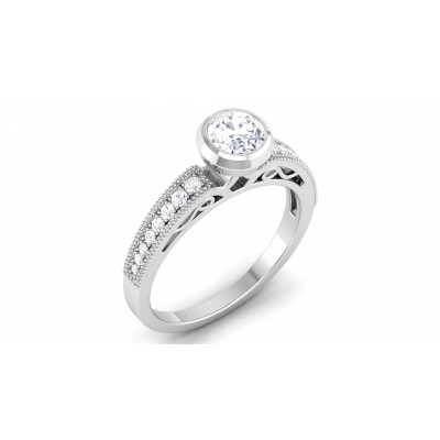 Daisey Diamond Ring