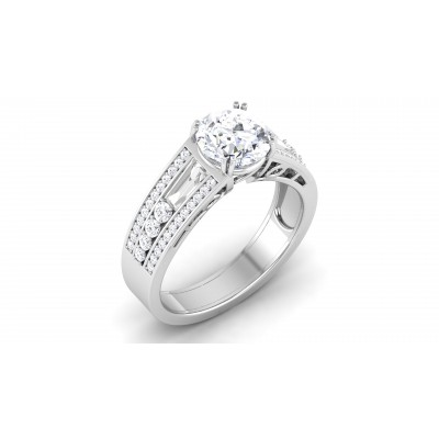 Dovie Diamond Ring
