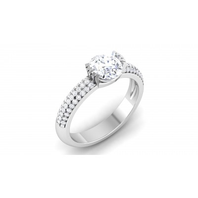 Decca Diamond Ring
