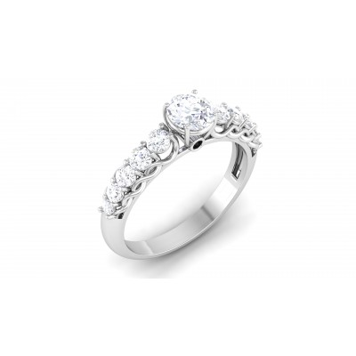Daysha Diamond Ring
