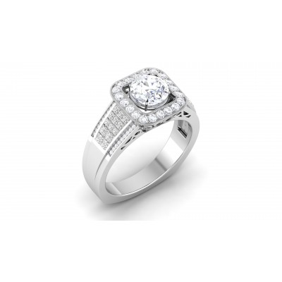 Dwyn Diamond Ring