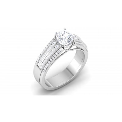 Delice Diamond Ring