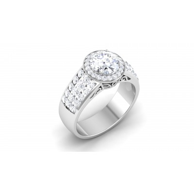 Dominga Diamond Ring