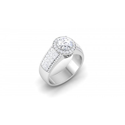 Demetra Diamond Ring