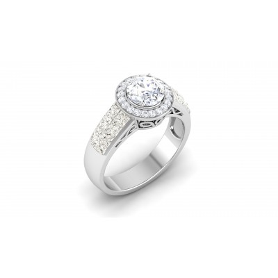 Dorcey Diamond Ring