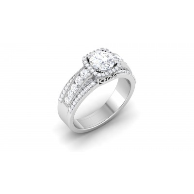 Damalis Diamond Ring