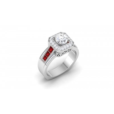 Dobrila Diamond Ring