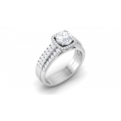 Diedrey Diamond Ring