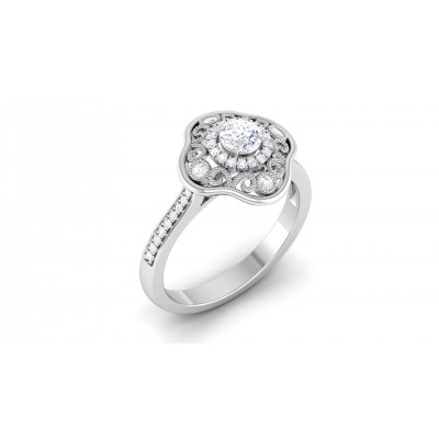 Eleanor Diamond Ring