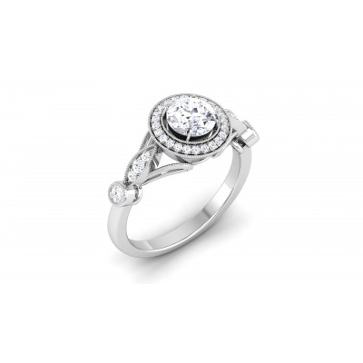 Evalyn Diamond Ring