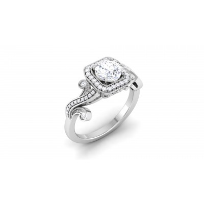 Essence Diamond Ring