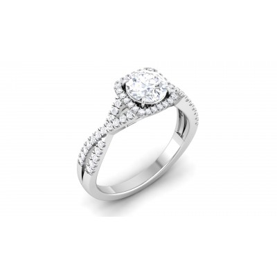 Elyza Diamond Ring