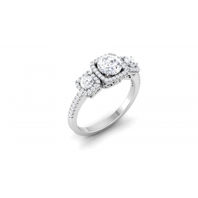 Eedris Diamond Ring