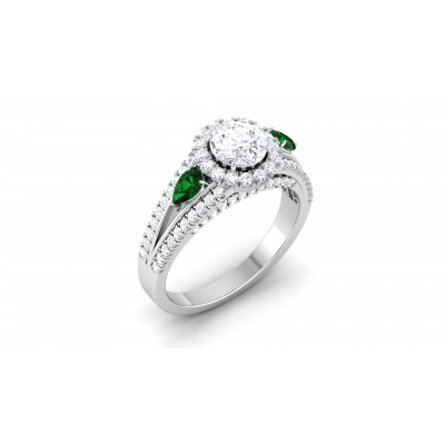 Effi Diamond Ring
