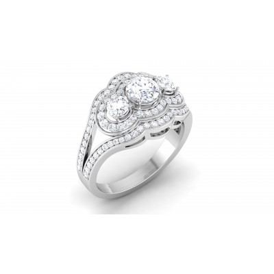 Eionia Diamond Ring