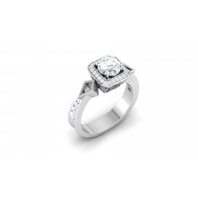 Eishara Diamond Ring