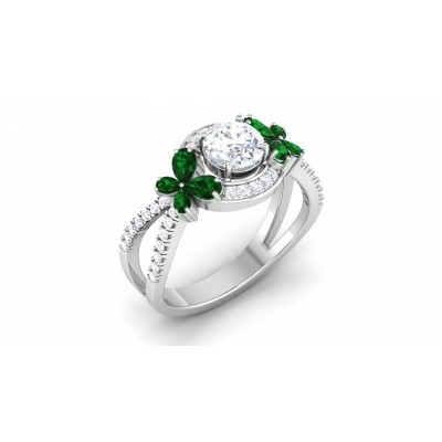 Editta Diamond Ring