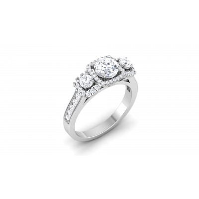 Fatima Diamond Ring
