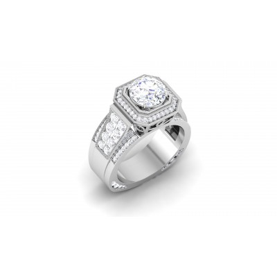 Fabiola Diamond Ring
