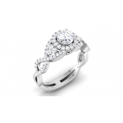Farida Diamond Ring